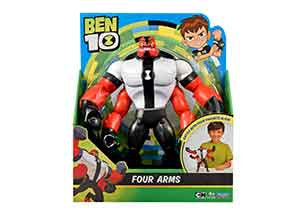 Ben 10 Extra Large Battle Figures Assorted